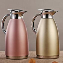 1.8L/2.3L Vacuum Thermos Coffee Pot Hydro Flask  Food Grand