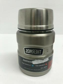 thermos 16 oz food jar vacuum insulated stainless steel spoo
