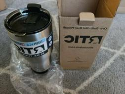 RTIC 30 oz Stainless Steel Tumbler Travel Cup Thermos Mug Va