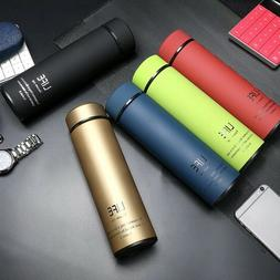 500ml Stainless Steel Thermos Flask Vacuum Cup Travel Water