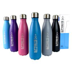 500ML Stainless Steel Vacuum Water Double-Wall Cola Thermos