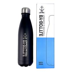 500ml Stainless Steel Water BPA Free Thermos Bottle Double W