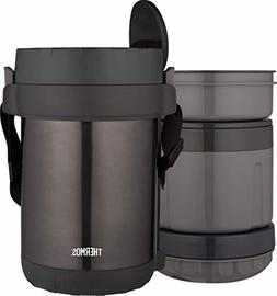 All-In-One Vacuum Insulated Stainless Steel Meal Carrier wit