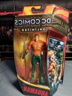 """Aquaman Dc Comics Unlimited Series 6"""" Figure  NIB Original"""