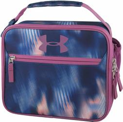 BRAND NEW GIRLS UNDER ARMOUR INSULATED SCRIMMAGE LUNCH BOX O