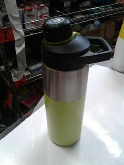 CamelBak 20oz Lime green Stainless Steel Water Bottle Hot/co