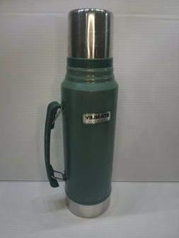 Stanley Classic Vacuum Bottle Stainless Steel Coffee Green T