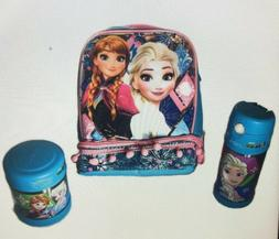 Disney Frozen Thermos Funtainer Stainless Steel Lunch Bag Co