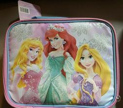 Thermos Disney Princess Insulated  Lunch Box Ariel Rupunzel