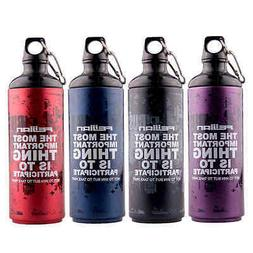 fashion outdoor thermos vacuum travel bike sports water port