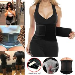 Fitness Waist Trainer Weight Loss Sweat Thermo Wrap Body Sha