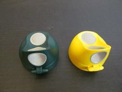Tervis Flip Top Screw-On Replacement Cup Lid, 3 Inch Diamete
