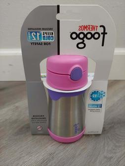 Thermos Foogo Toddler Sippy Cup Pink 10o