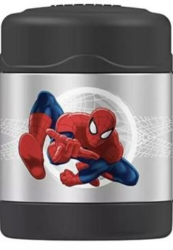 Thermos Funtainer 10 oz Food Jar, Hot & Cold Spiderman For L