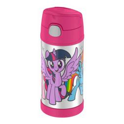Thermos Funtainer 12 Ounce Bottle, My Little Pony