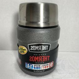 Genuine Thermos Steel Vacuum 16oz Food/Soup Jar Hot/Cold Ins