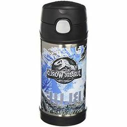 Jurassic World Thermoses Funtainer 12oz Kitchen &amp Dining