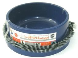 K&h Heated Thermo Pet Dog Water Bowl 96 Oz Kh2010 Thermostat