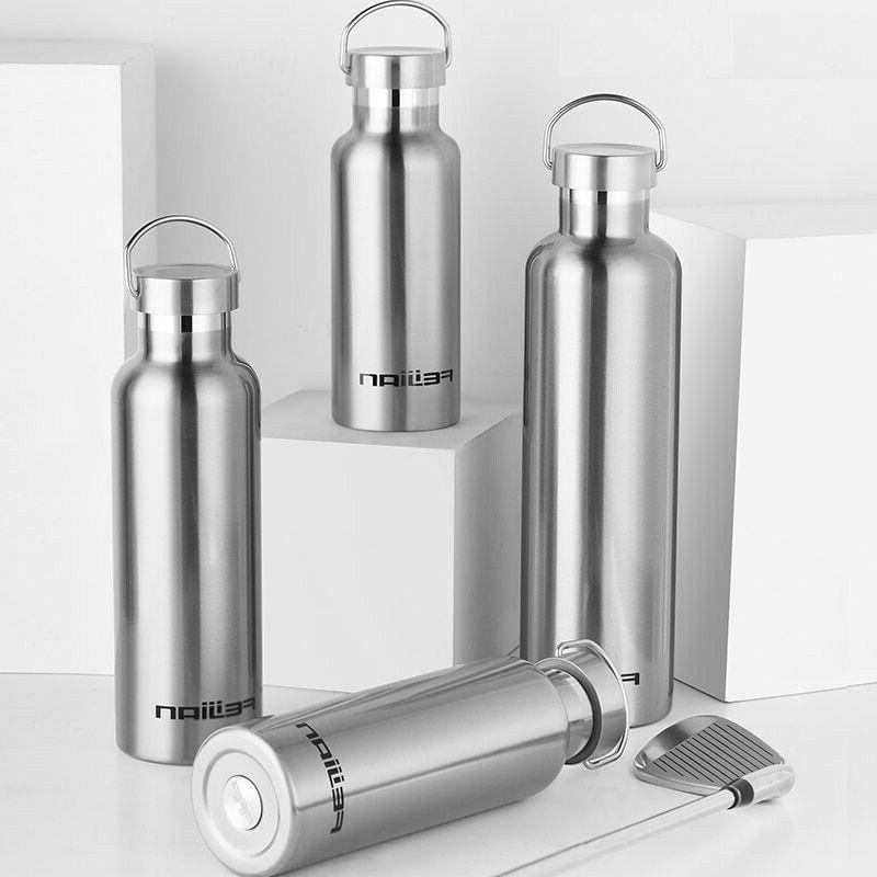 1000ML Water Thermos Vacuum Portable
