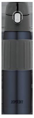 Thermos 2465MBTRI6 Water Bottle, Midnight Blue, 18-oz. - Qua