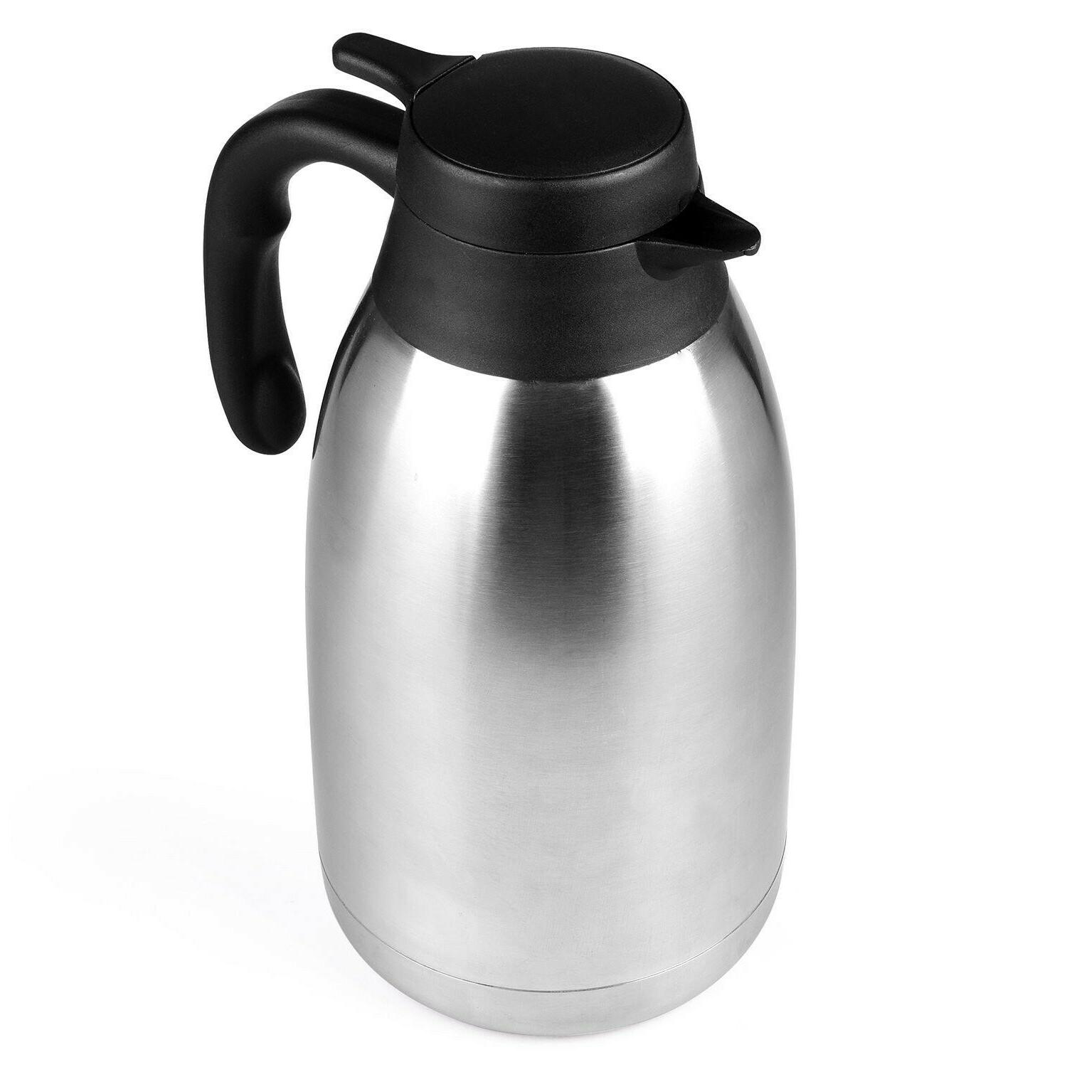 Brand Steel Walled Thermos