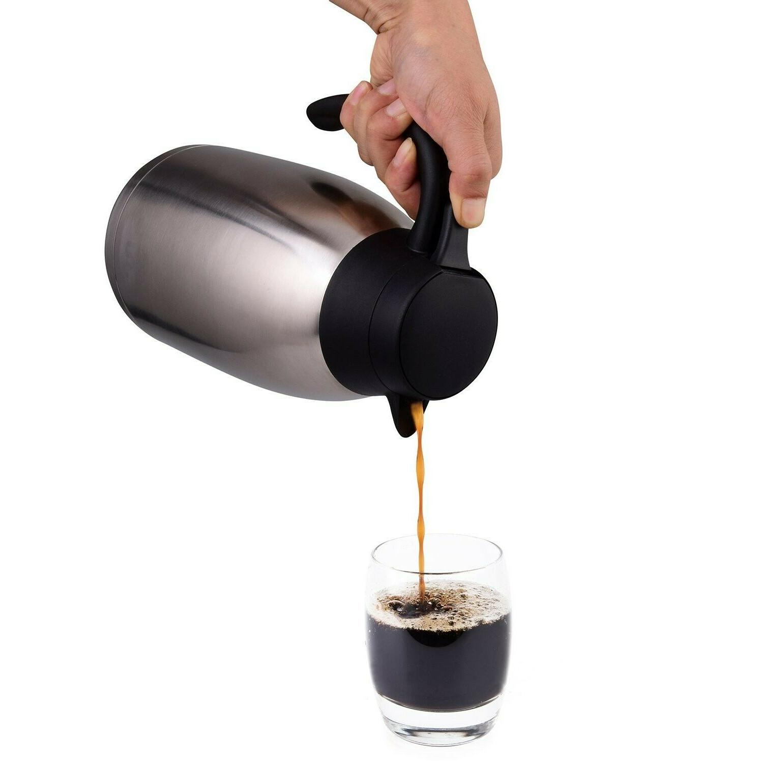 Brand 68 Steel Thermal Carafe/Double