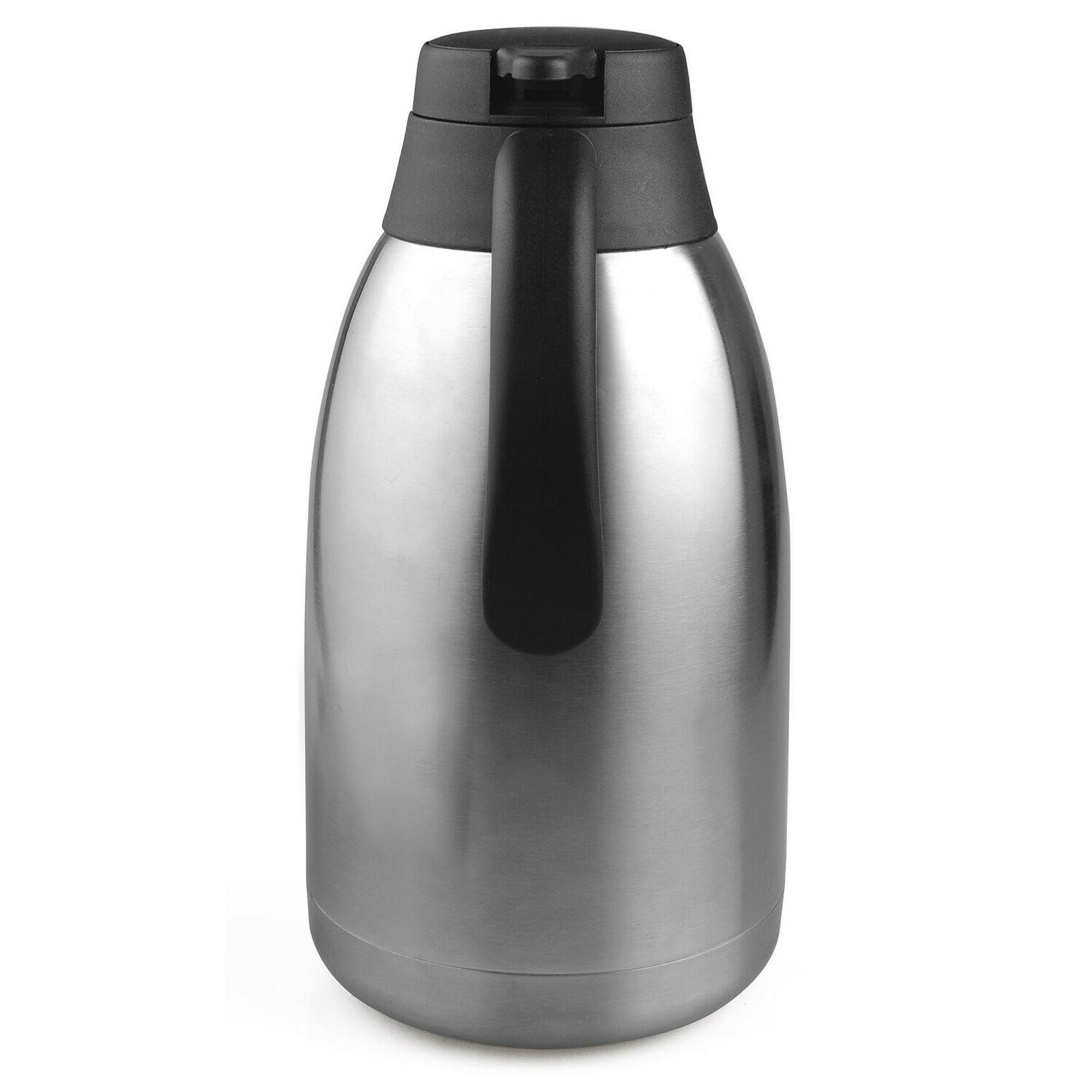 Steel Carafe/Double Walled