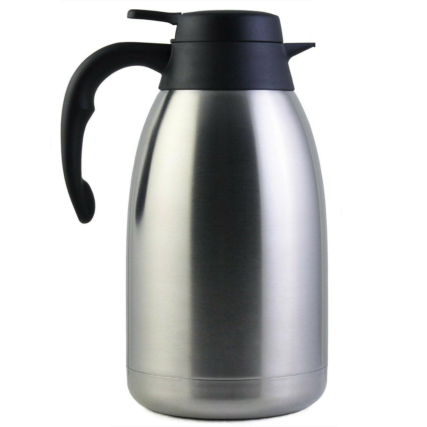 brand 68 oz stainless steel thermal coffee