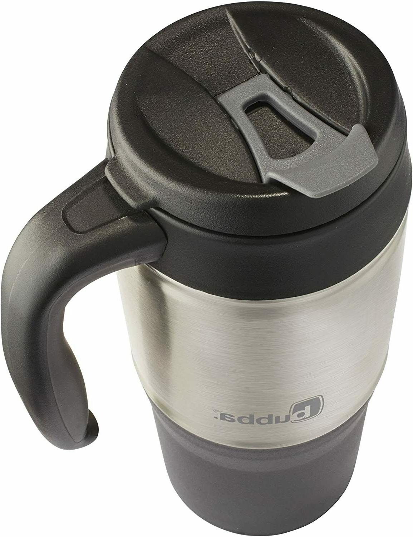 Bubba Insulated Thermos Travel Mug Hot Coffee Black