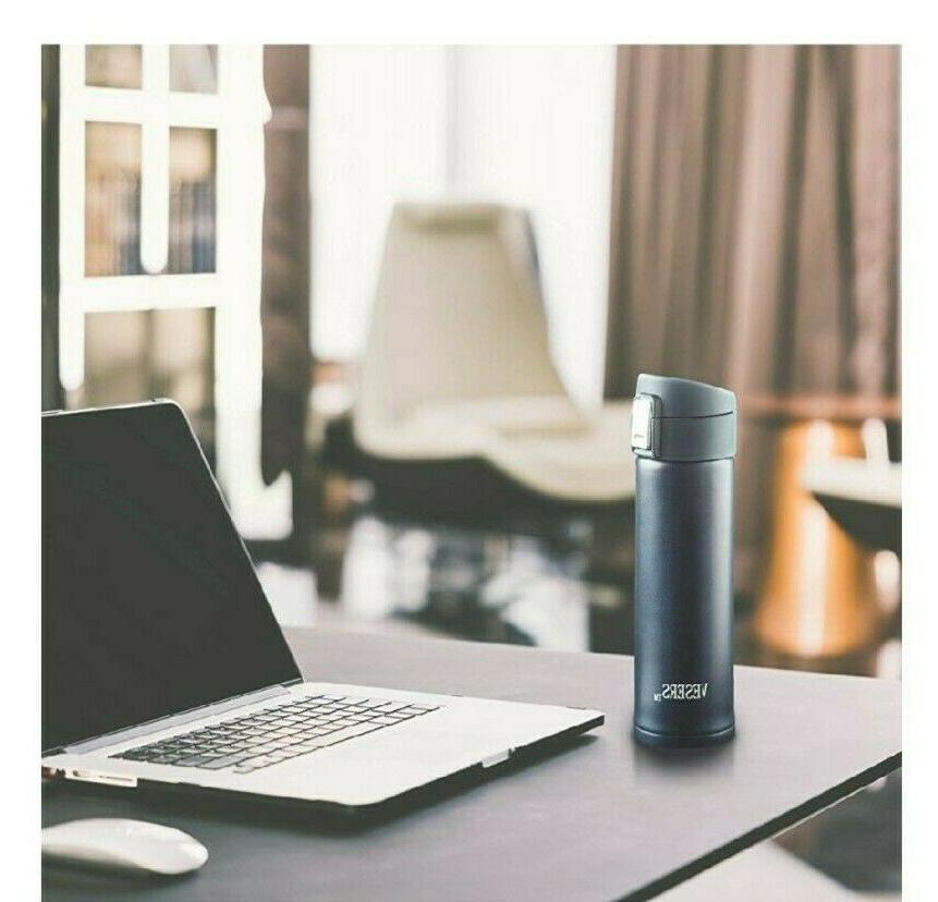 coffee thermos insulated Water Bottle, Portable Mug
