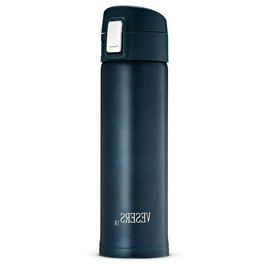 coffee thermos insulated water bottle 16 oz