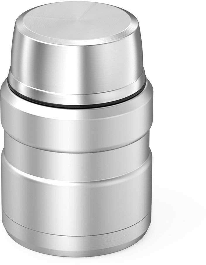 Food Jar Folding Spoon Vacuum Stainless