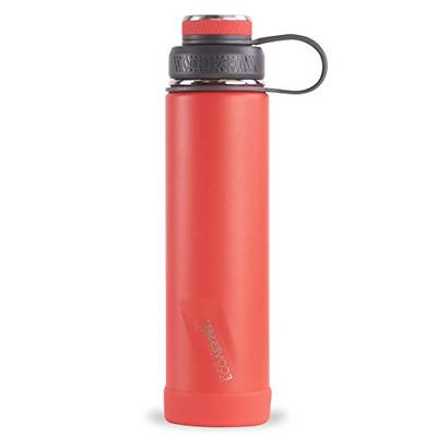 EcoVessel Insulated Water Bottle for Hot & Cold Up to 60 Hrs