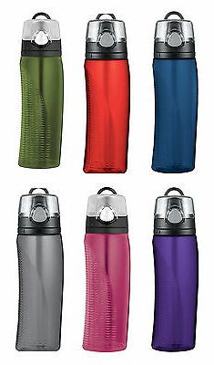 Thermos Intak Hydration Water Bottles with Meters