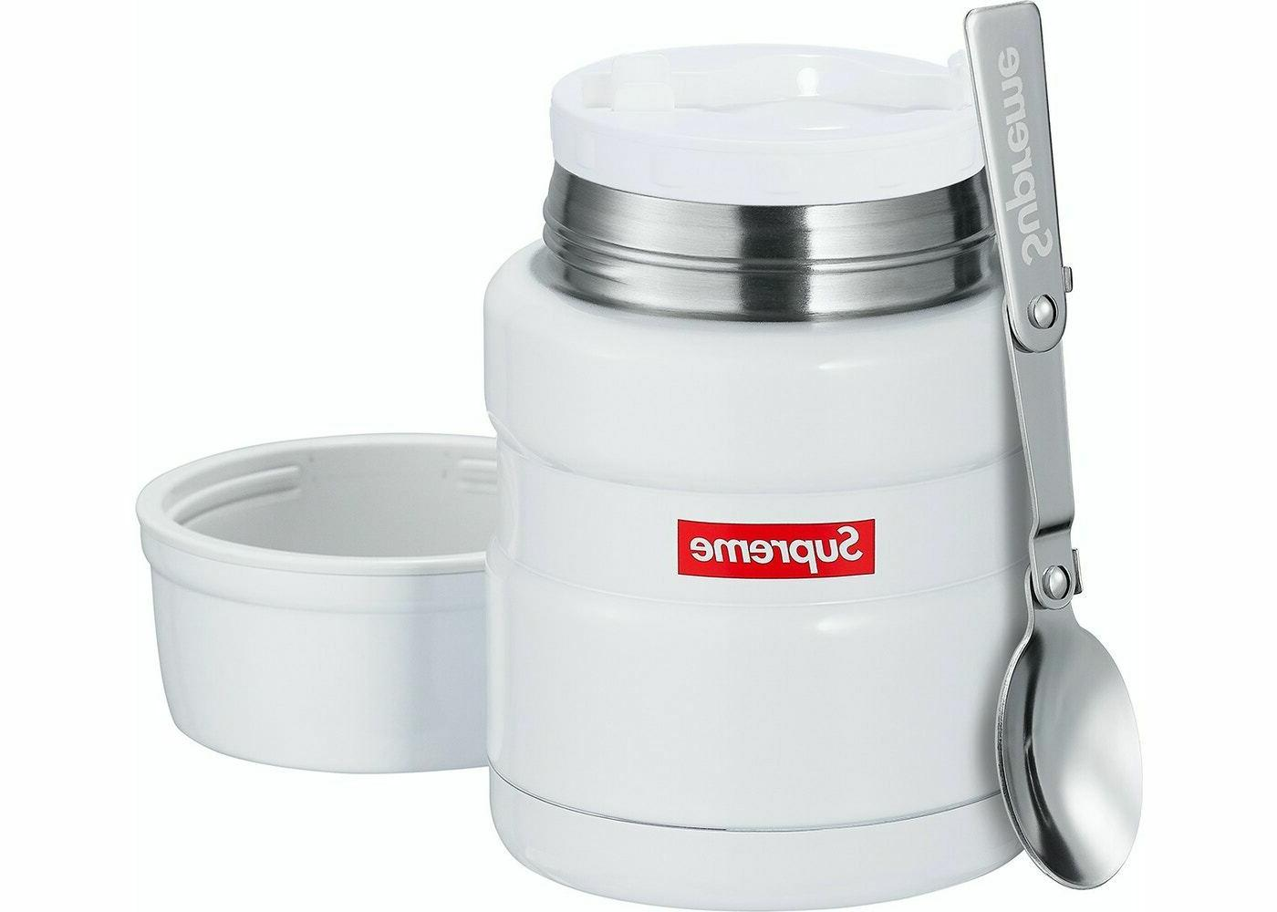 NEW SUPREME STAINLESS + SPOON ACCESSORY