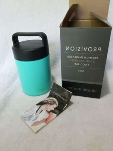 provision food jar lid insulated thermos leak
