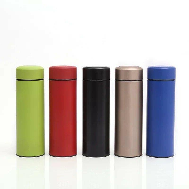 Stainless Thermos Vacuum Bottle