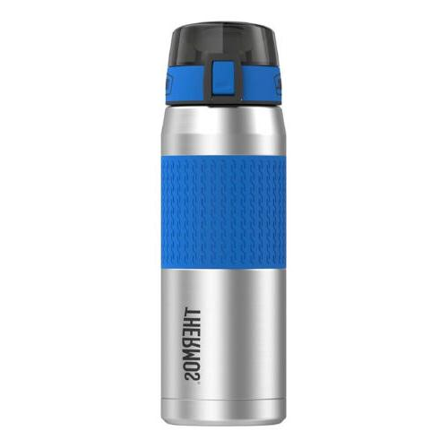 Thermos 24 Ounce Stainless Steel Hydration Bottle, Royal Blu