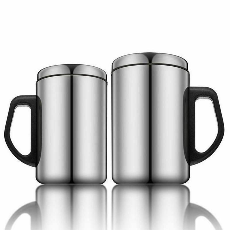 Thermoses Drinking Cup Stainless Steel Camping Travel  Insul