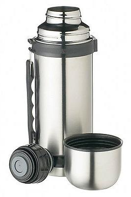 Uniware Stainless Flask Thermos, Portable Insulated , 1L