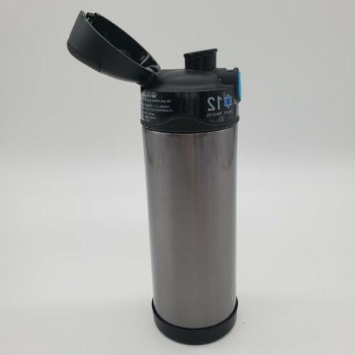 Thermos Straw Bottle -