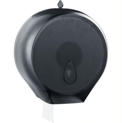 "Toilet Dispenser by Oasis Creations - Mount - Jumbo Toilet - 9"" Roll"