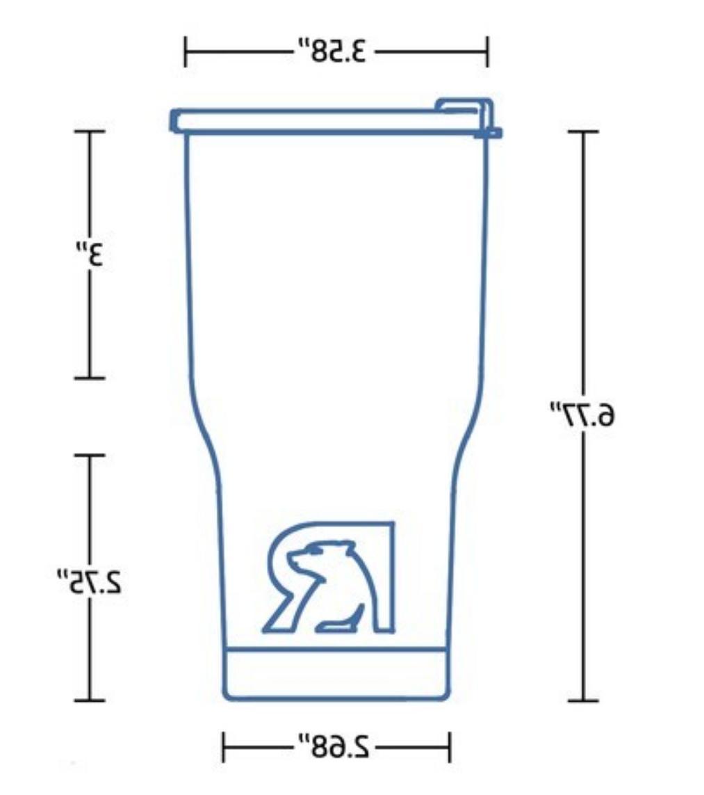 Tumbler Stainless Steel Travel Thermos Mug Vacuum w