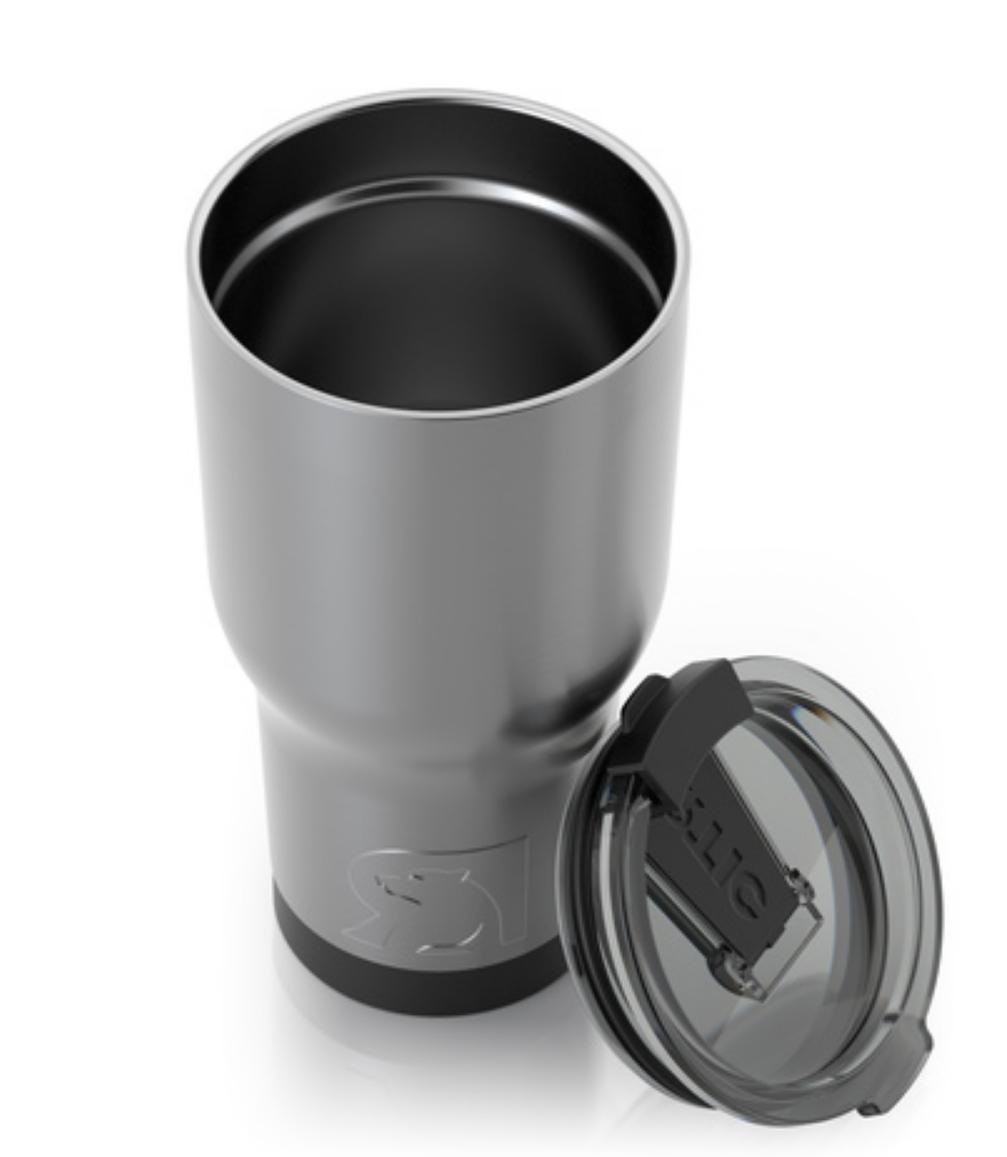 Tumbler Stainless Steel Travel Cup Thermos Insulated w