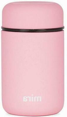 Vacuum Insulated Stainless Steel Food Lunch Thermos 13.5 oz