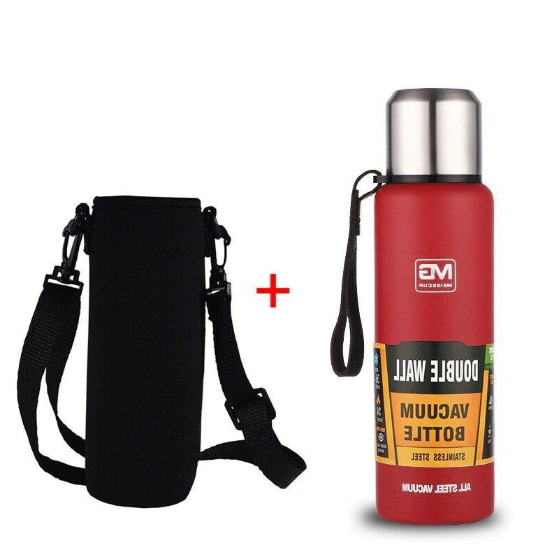 Water Bottle Stainless Portable Thermo