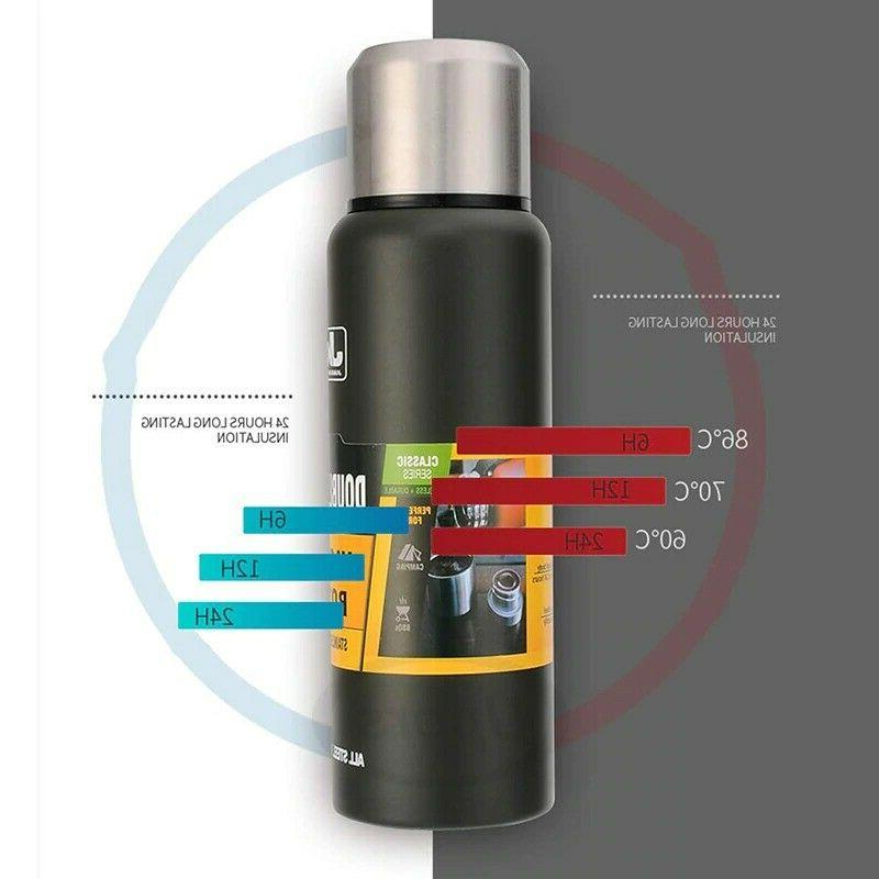 Water Stainless Thermo Bottle