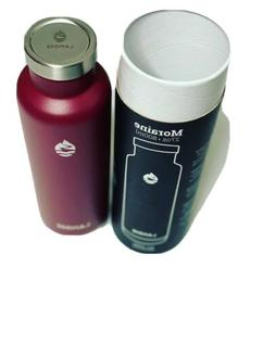 Moraine, Thermoses Burgundy, 27 Oz 18/8 Kitchen-Grade Stainl
