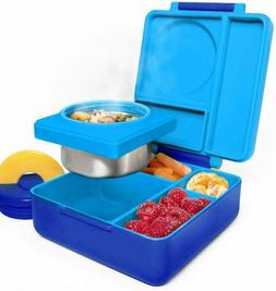OmieBox Bento Box for Kids - Insulated Bento Lunch Box with