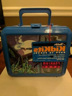 Aladdin Phantom 2040   Lunchbox New with Tags and Thermos